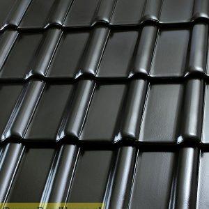FD 10,5 Mat Zwart Verglaasd