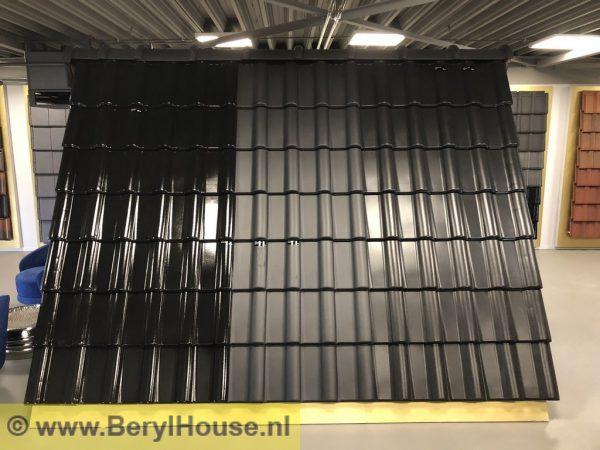 FD 12,3 Zwart Mat Verglaasd